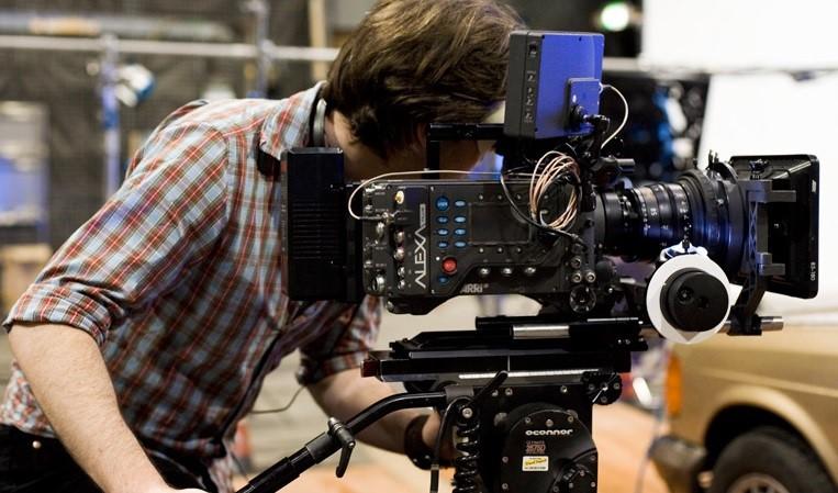caméraman professionnel suisse
